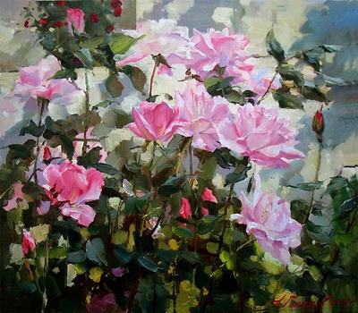 Азат галимов картины цветы и фрукты